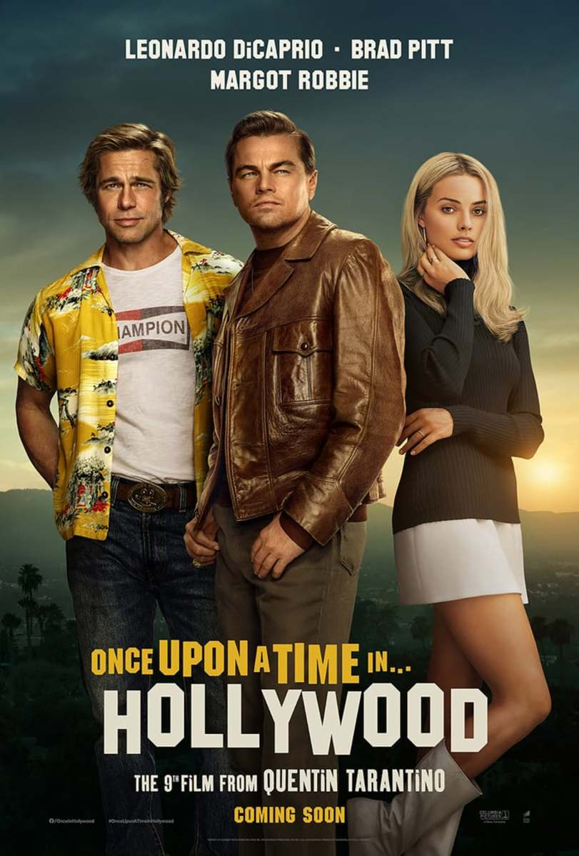 Tarantino's, One Upon a Time in Hollywood, Movie