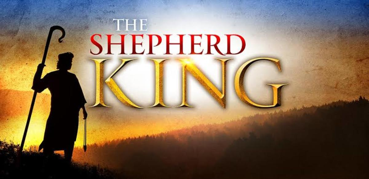 The shepherd who became a king