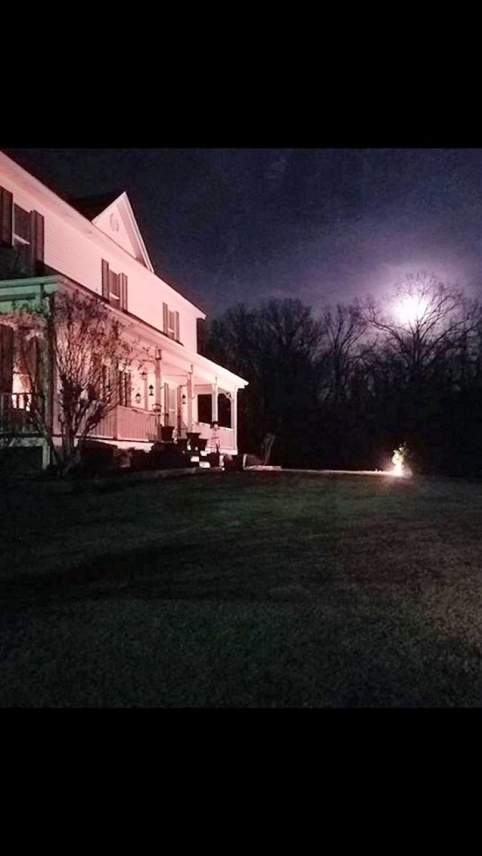 The Beville House in Fayette County Tennessee is Still Haunted