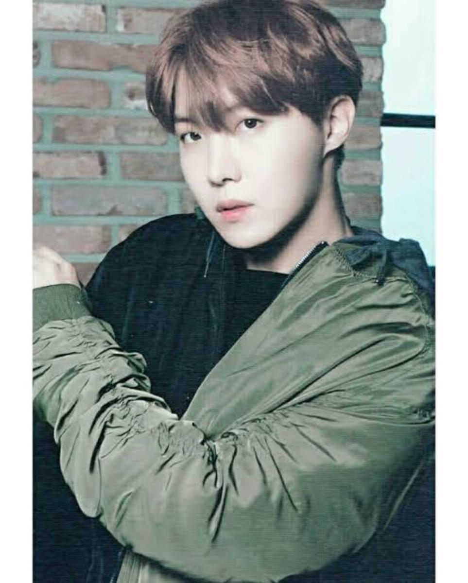 I'm Your Hope, You're My Hope, I'm BTS J-Hope