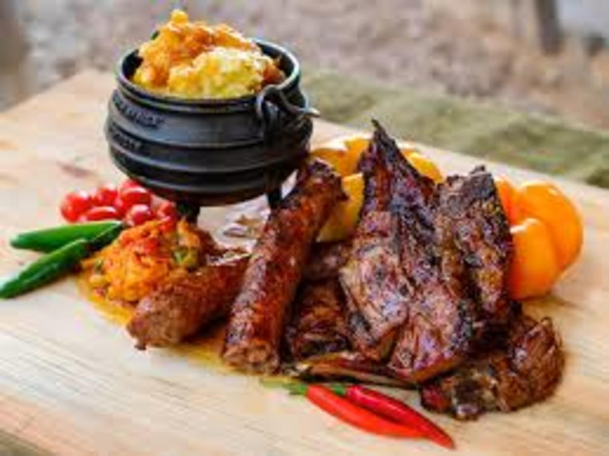 Top 10 South African Foods