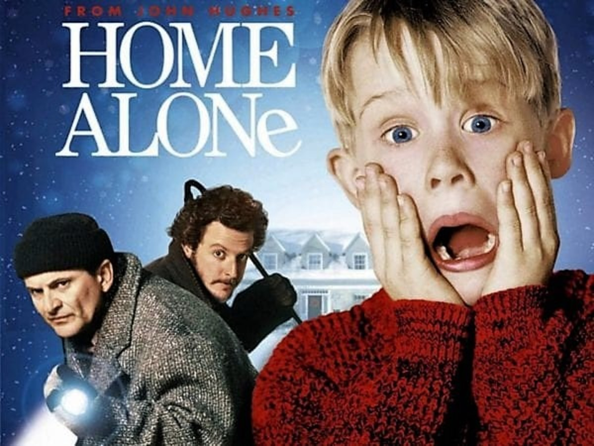Home Alone Film Review