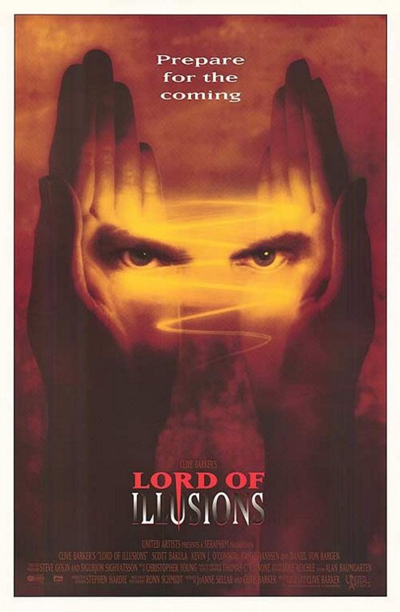 Lord of Illusions (1995) Revisited Review