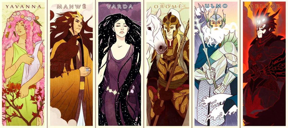 How the Valar Relate With the People of Middle-earth