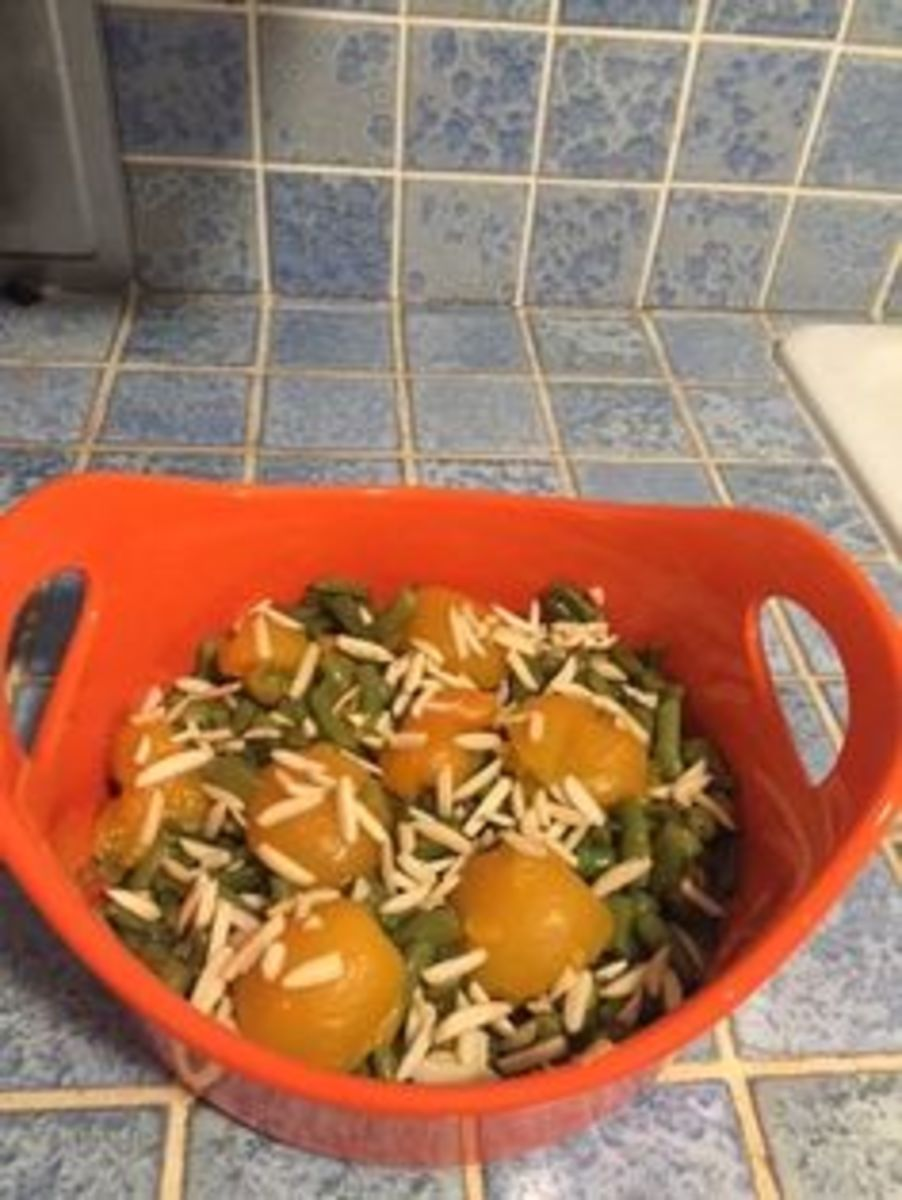 Green Bean Apricot Casserole