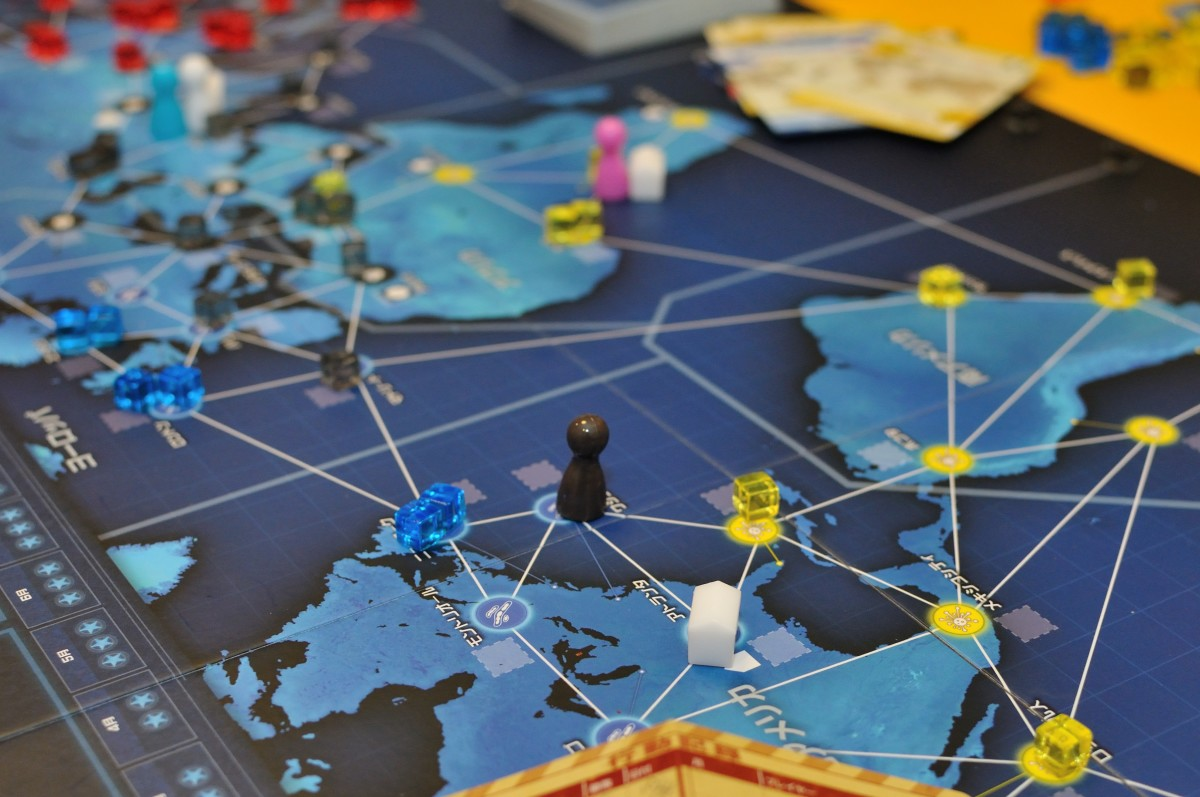 Why is Pandemic Legacy Season 1 One of the Best Games in the World?