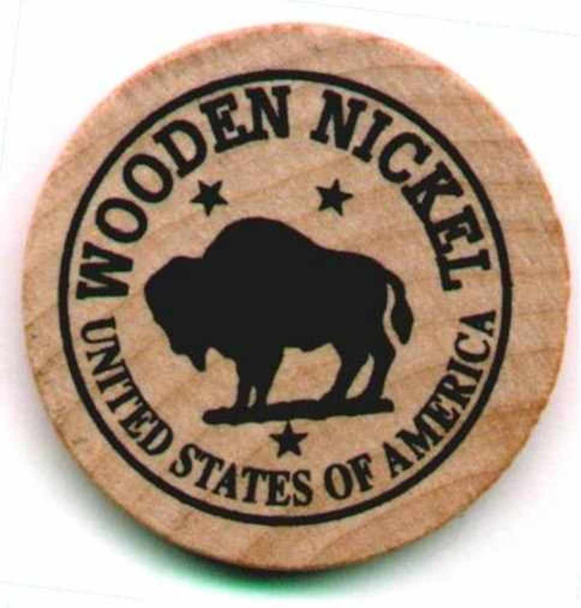 The History of the Wooden Nickel