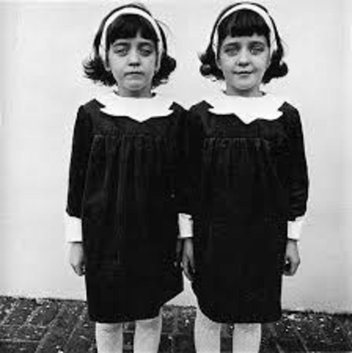 The Mystery of the Pollock Twins