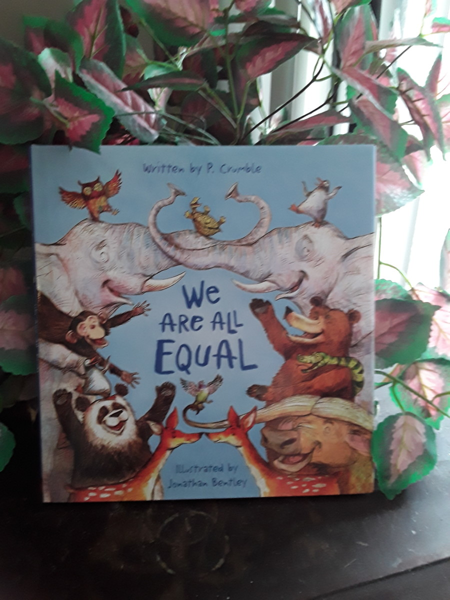 Life lesson from the animals in fun picture book