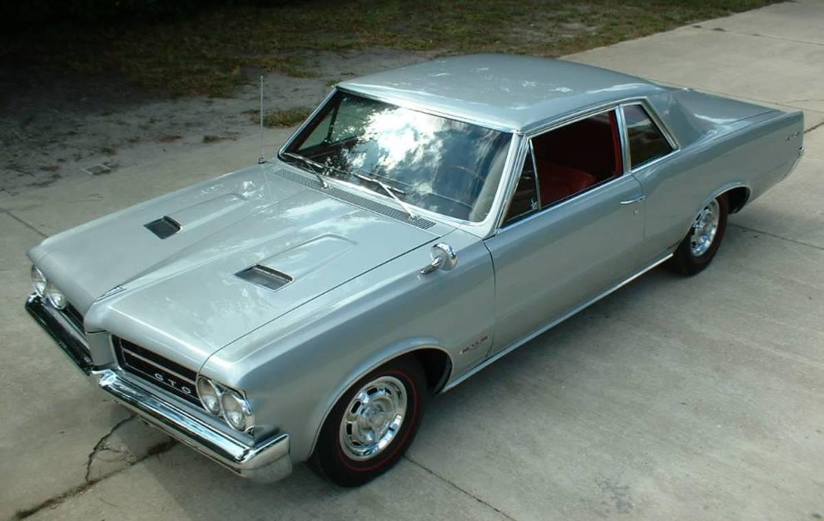 6. 1964 Pontiac GTO