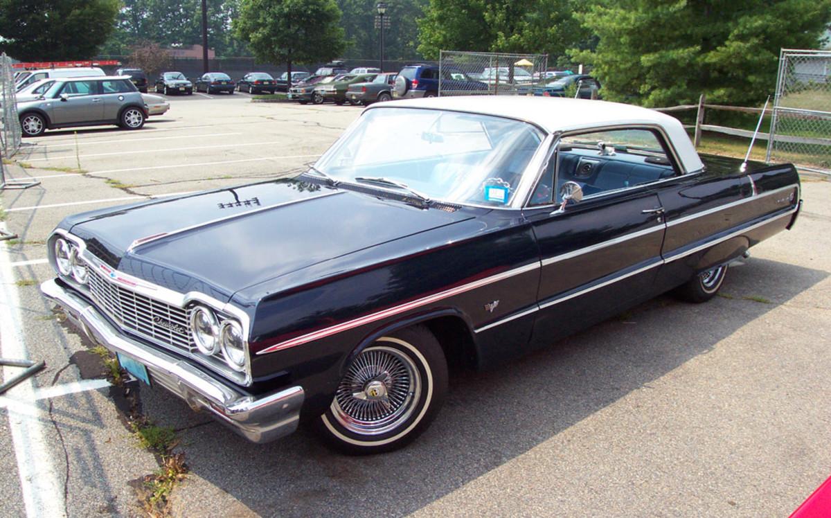 3. 1964 Chevrolet Impala