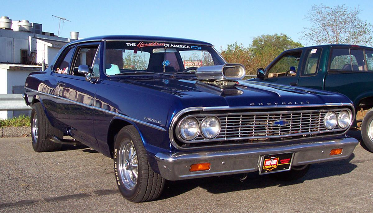 4.  1969 Chevrolet Chevelle