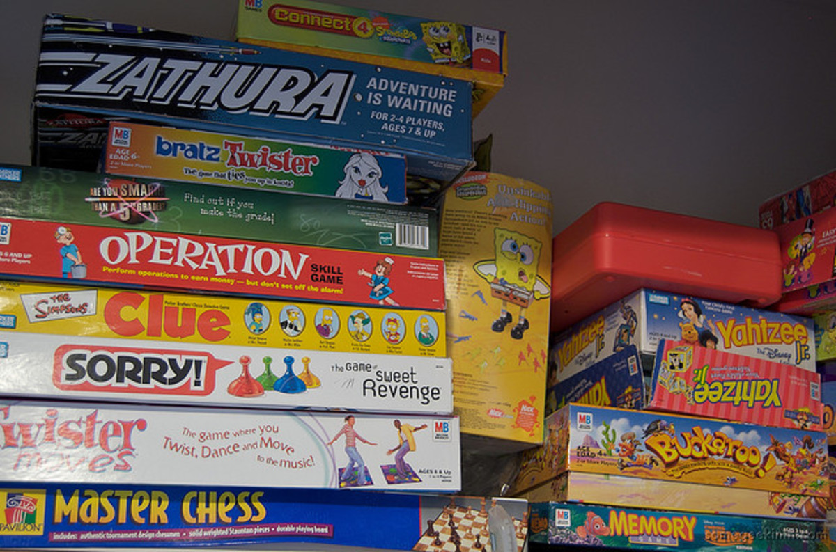 Classic Games to Develop Gross & Fine Motor Skills in Children 8 Years Old & Up