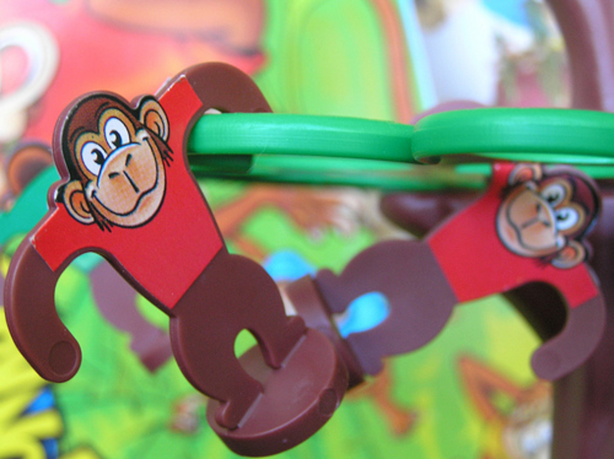 Jumpin Monkeys game