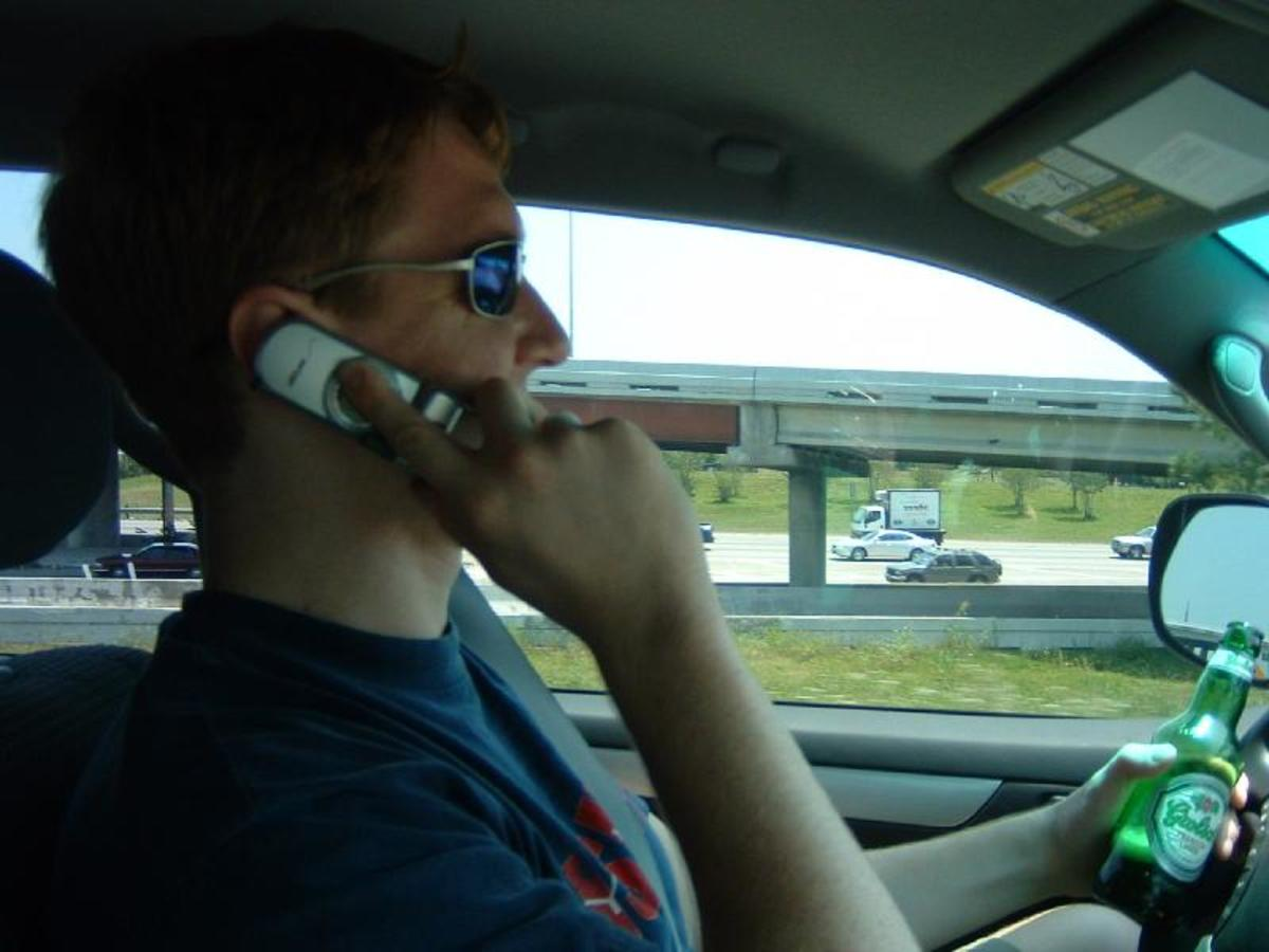What is proper cell phone etiquette?