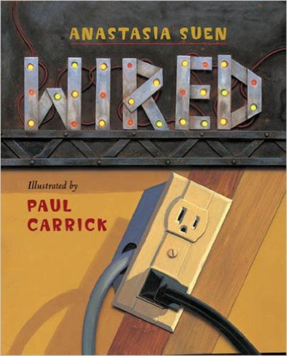 Wired by Anastasia Suen