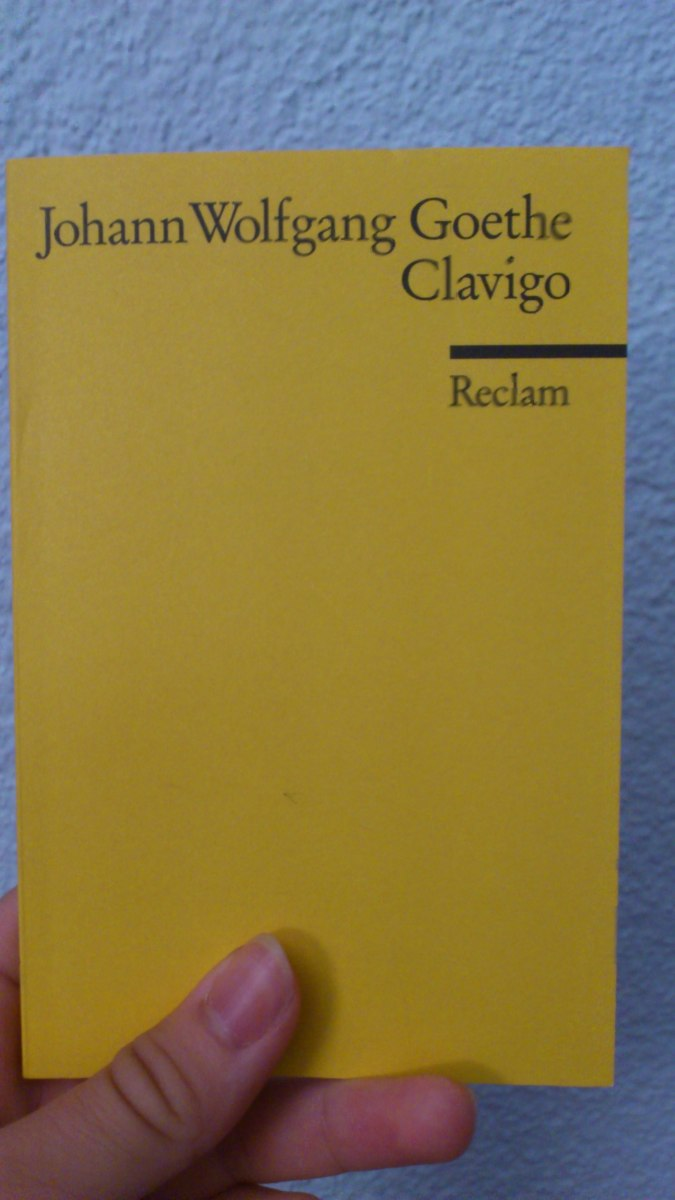 Clavigo by Goethe Summary - Johann Wolfgang Goethe's Clavigo Summary