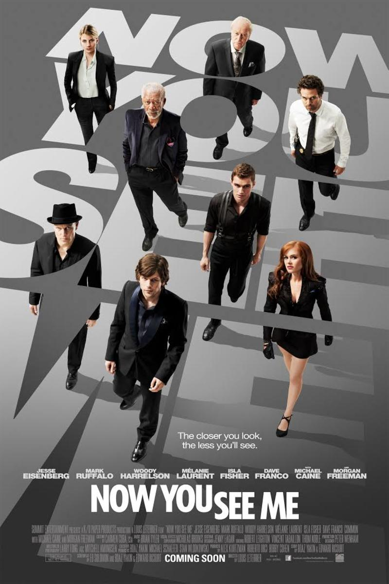 11 Thrilling Movies Like Now You See Me That Everyone Must Watch