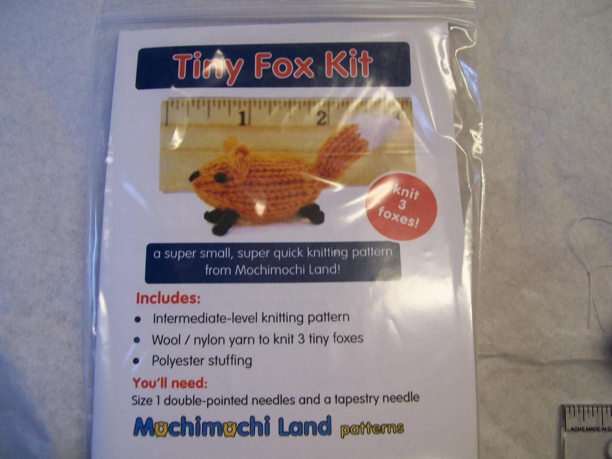Mochimochi Kit for Fox.