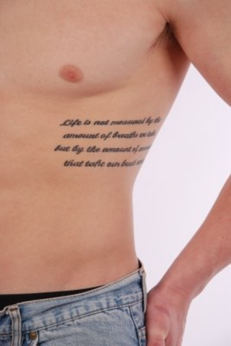 Reasons to Never Tattoo Your Partner's Name