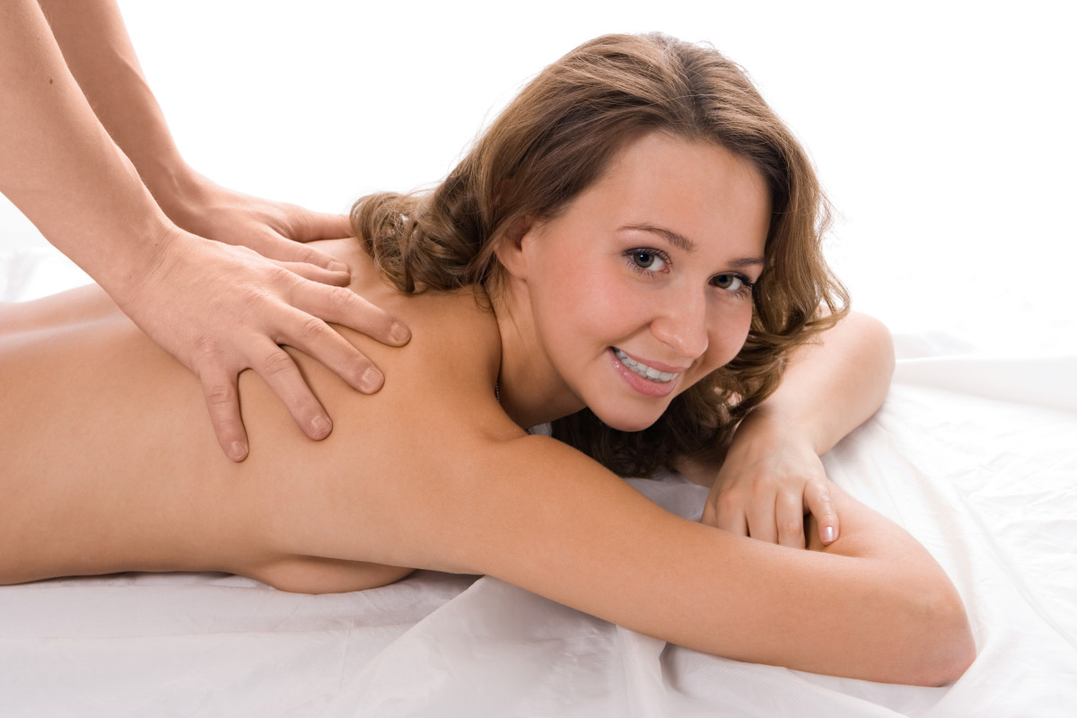 Therapeutic massage might offer temporary relief from back pain.