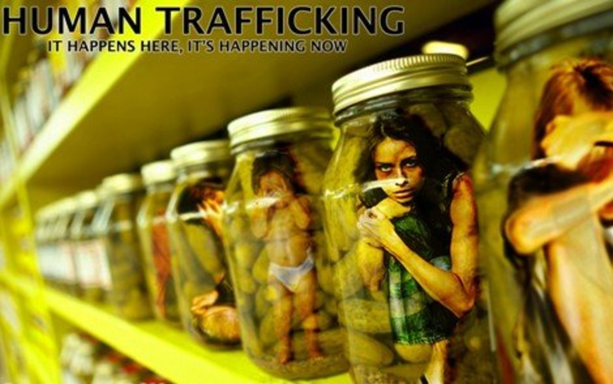 Current Human Trafficking Issues in the United States