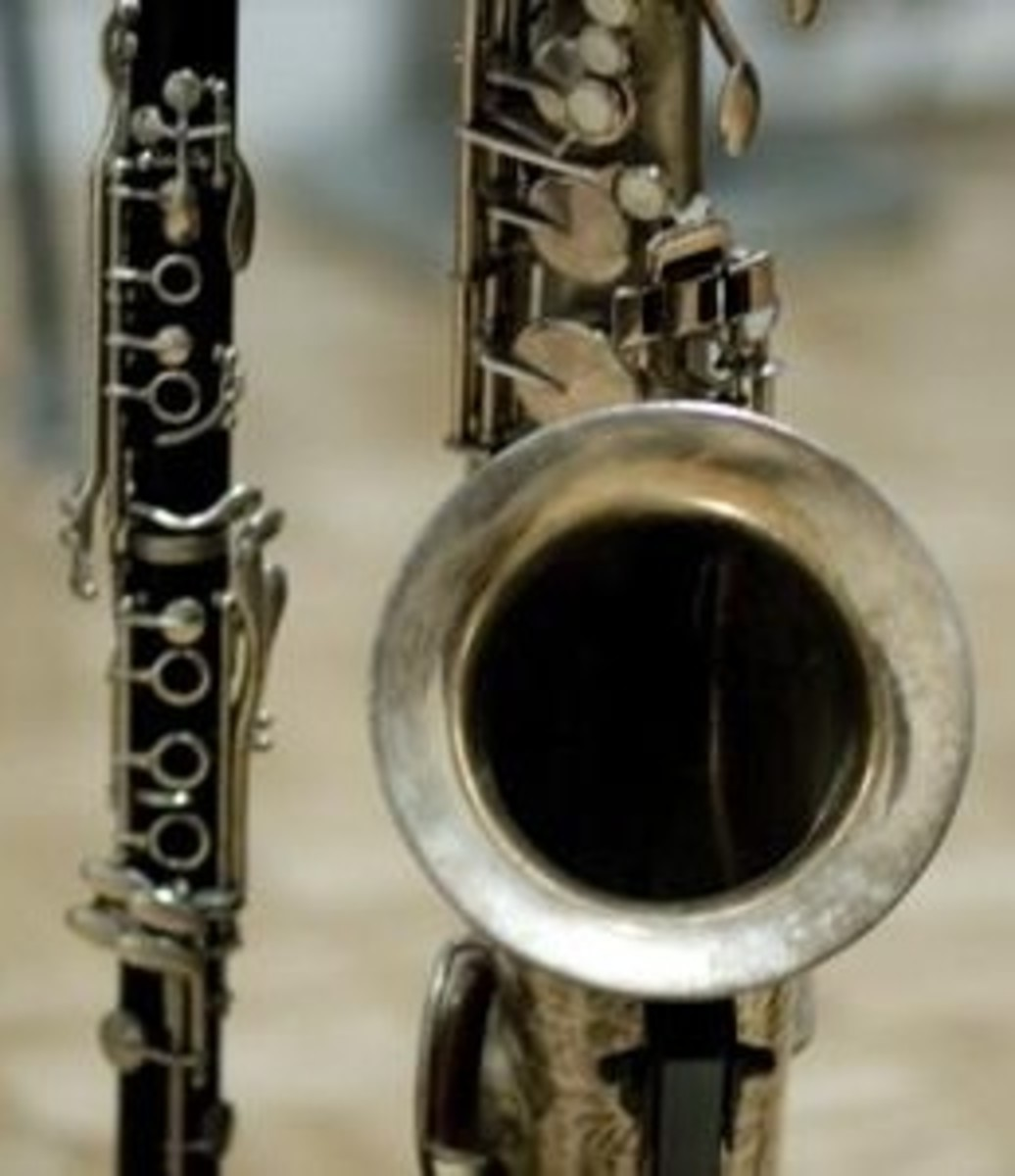 How to easily make the transition from Clarinet to Tenor Saxophone