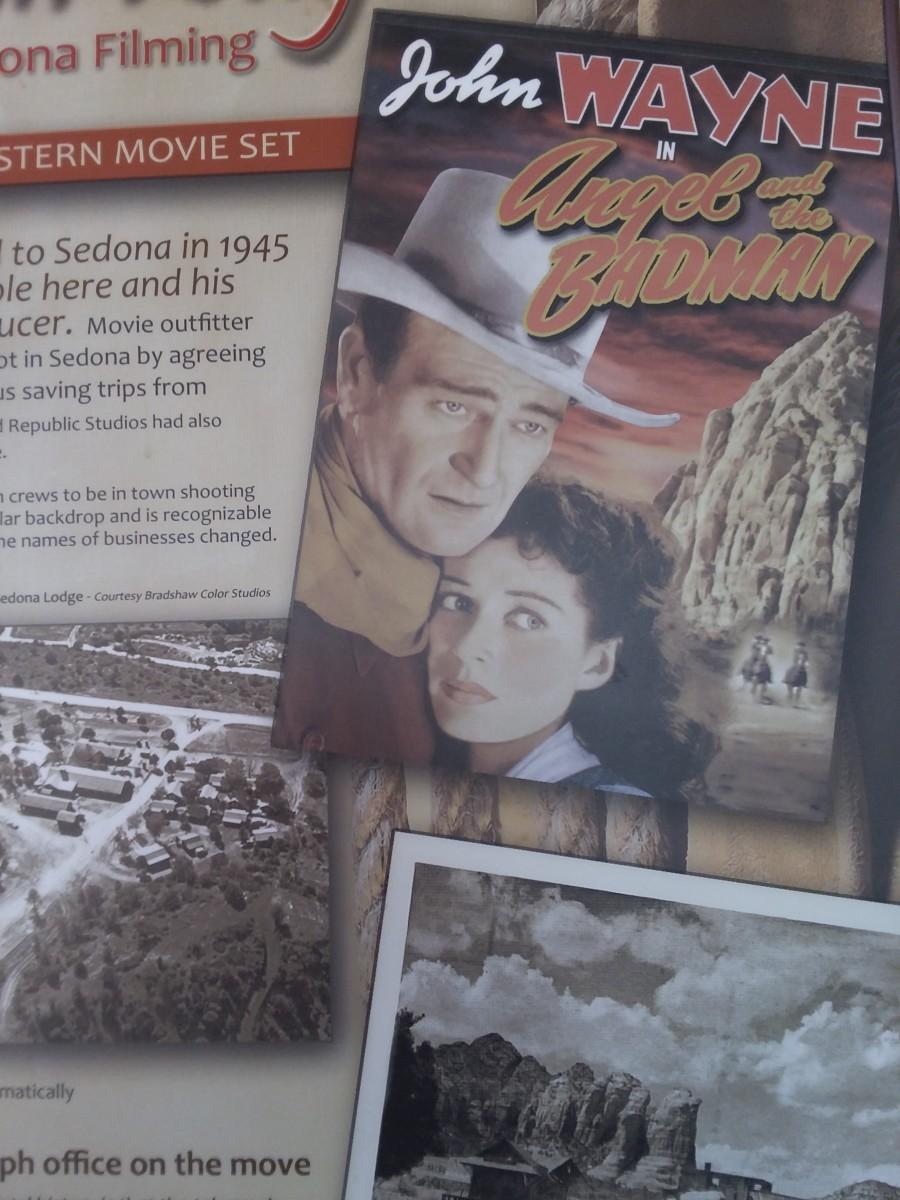 Seven Memorable Movies Filmed in Sedona Arizona
