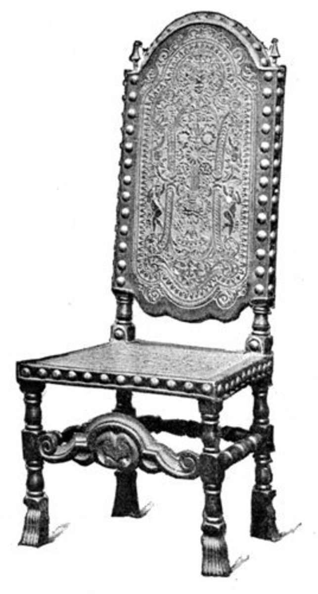 Antique Jacobean Furniture