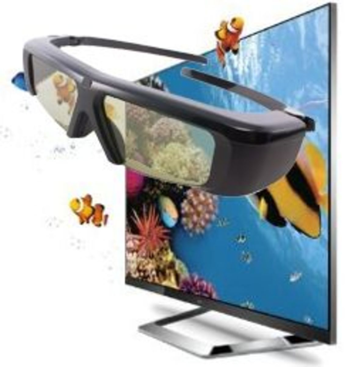 3D TV...Just A Fad? Yes -- For Now.