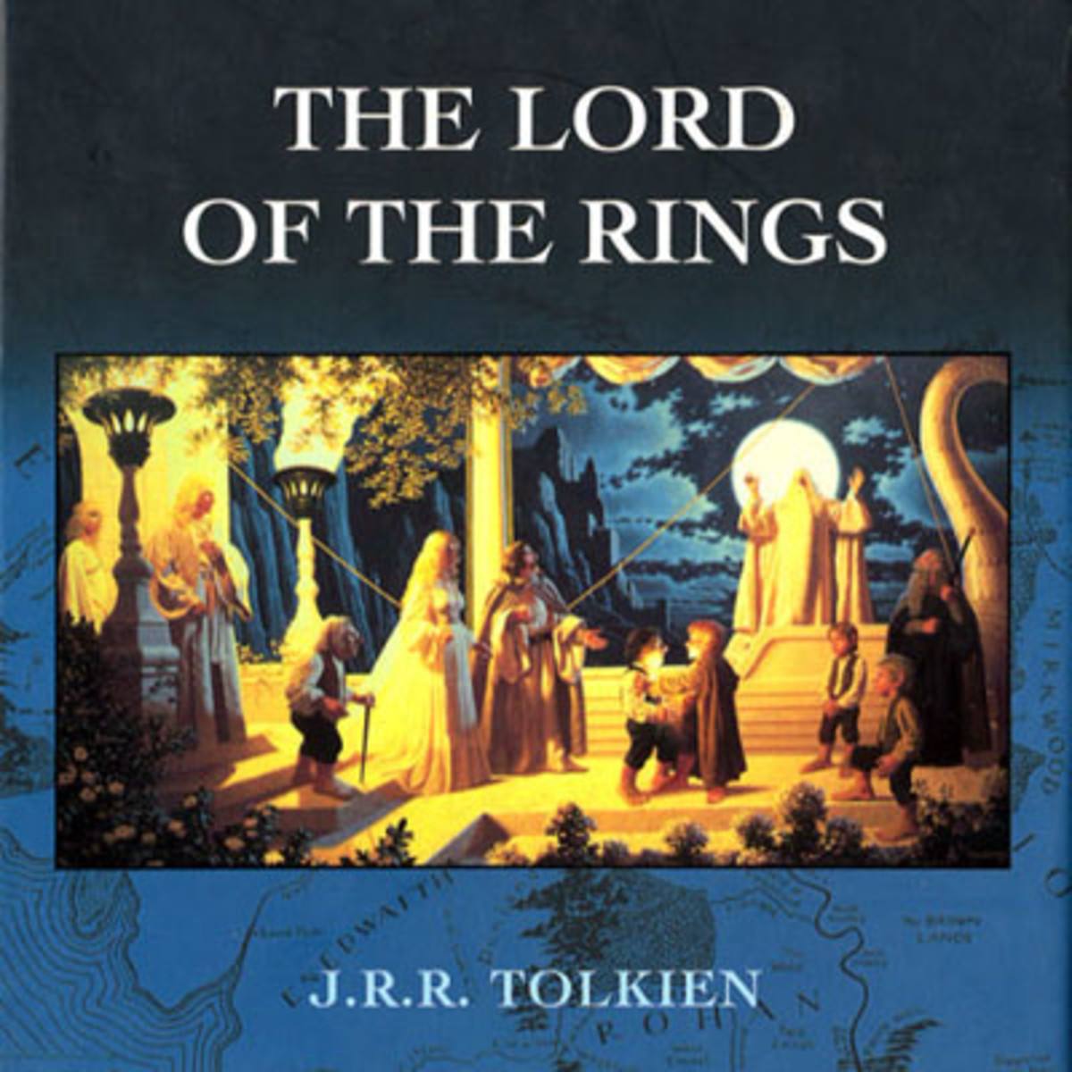 The BBC Lord of the Rings Radio Dramatization