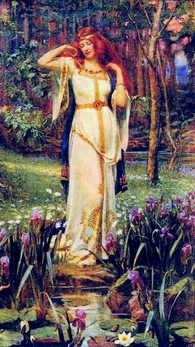 Freya by Penrose