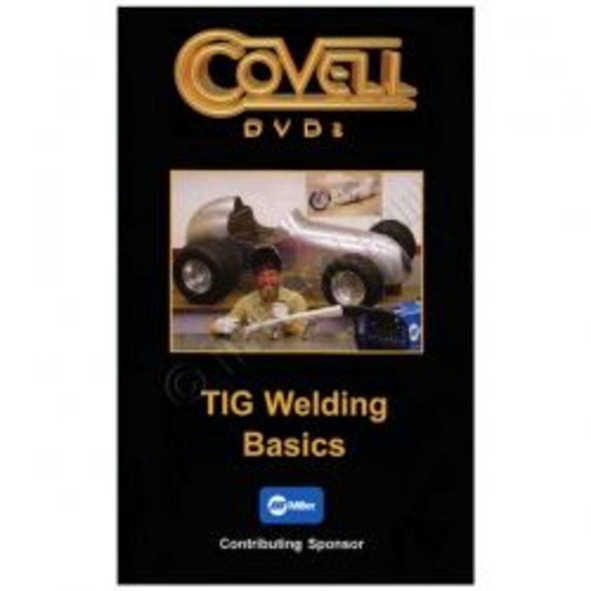 tig basics dvd