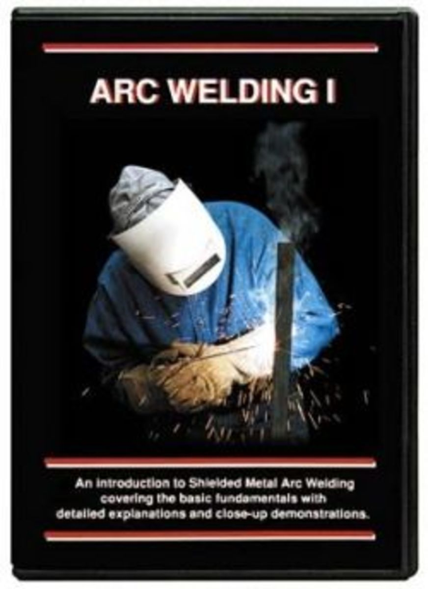 arc welding dvd