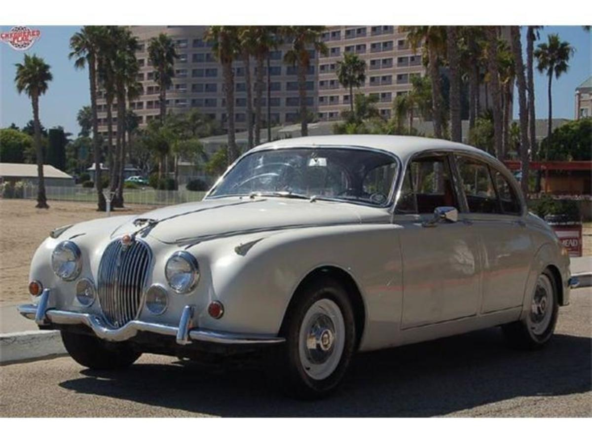1969 Jaguar Mark II