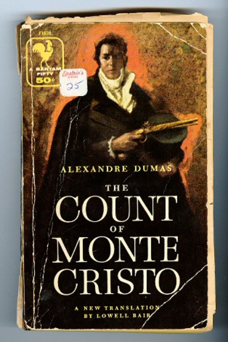 count of monte cristo essay help Discuss how the punishment that the count of monte cristo inflicts upon them is  related to their deepest  study help essay topics and review questions.