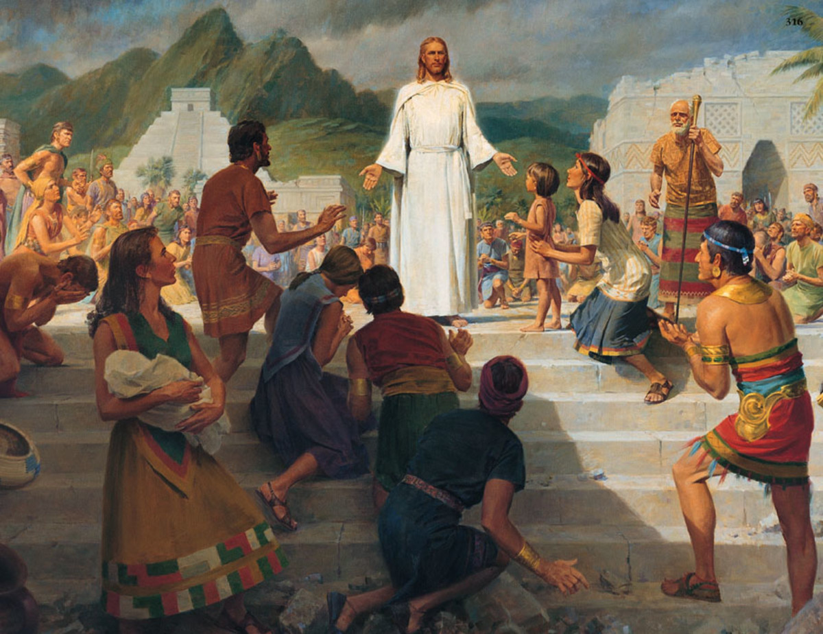 Mormon Belief - The Resurrection of Jesus Christ