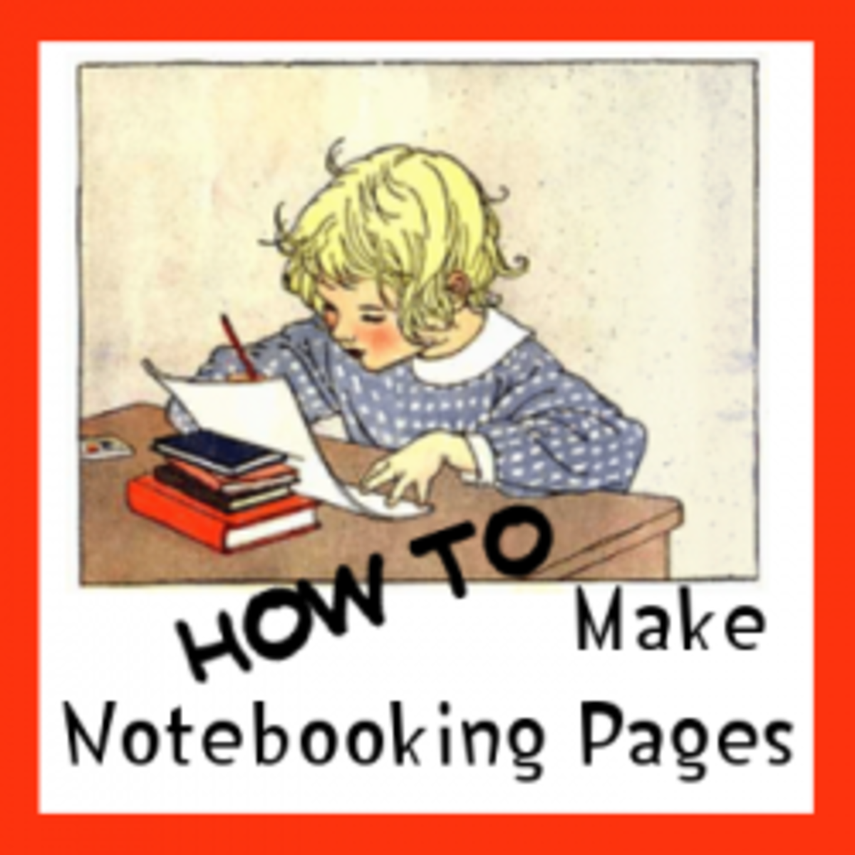 Make Your Own Notebooking Pages
