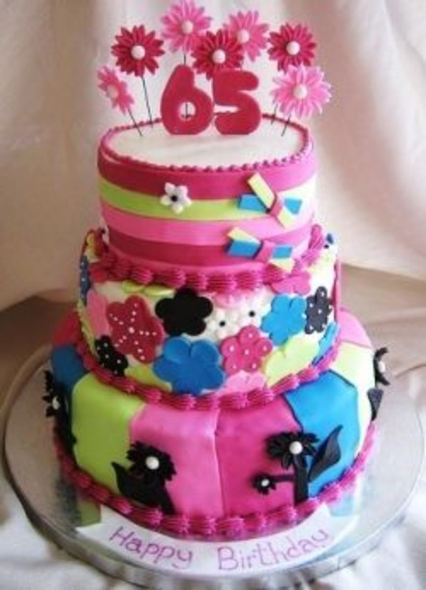 Fondant Cake Decorating: Its Play-Doh for Grown Ups!  hubpages