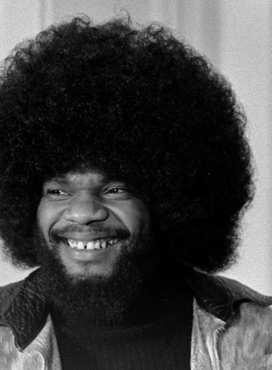 Billy Preston in the Oval Office 13 December 1974