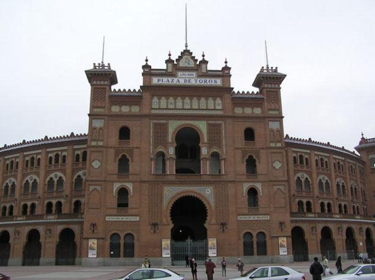 Plaza de Toros Las Ventas in Madrid