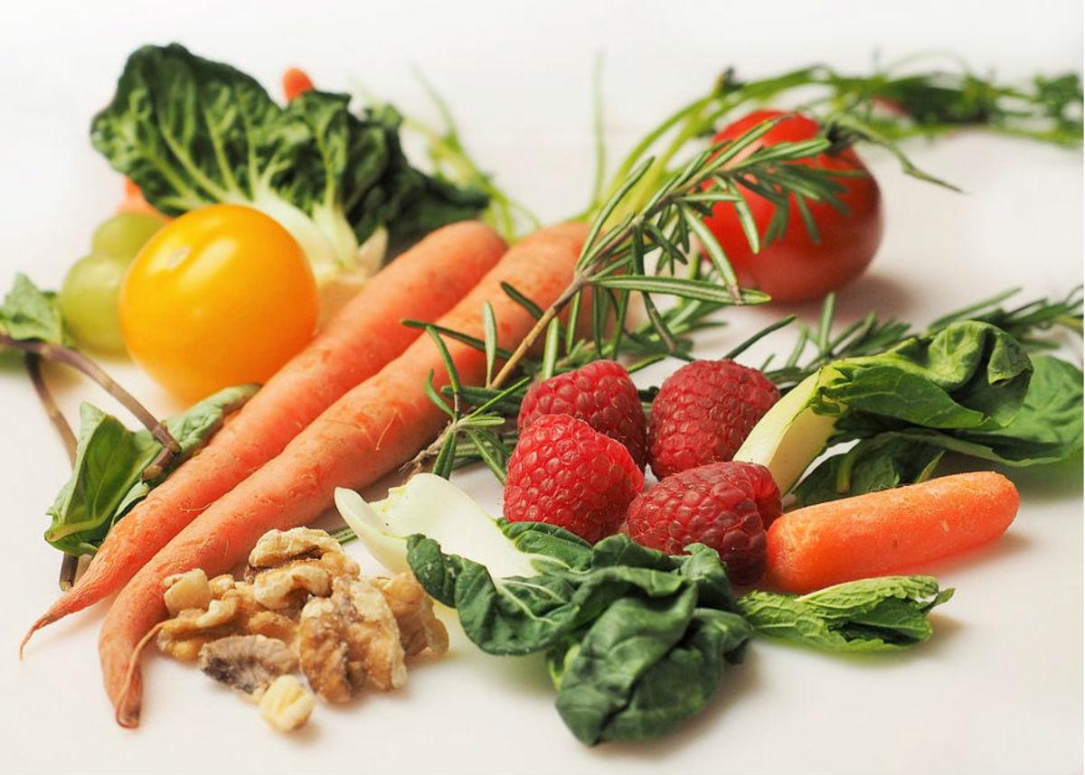 Zero Calorie Foods - Negative Calorie Foods