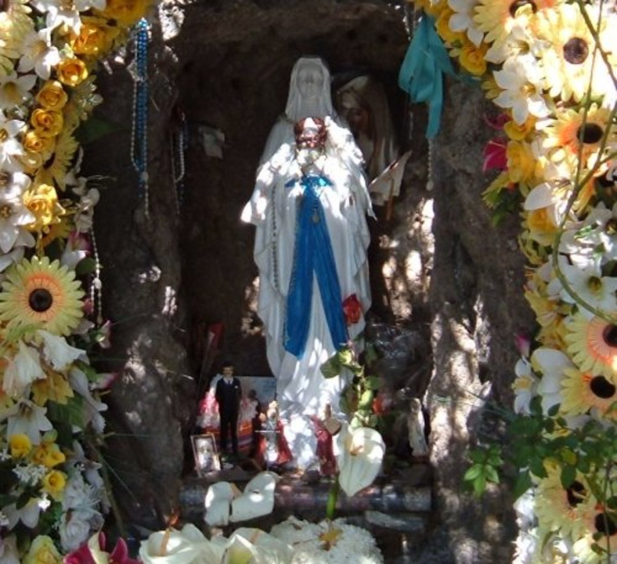Virgin of Lourdes