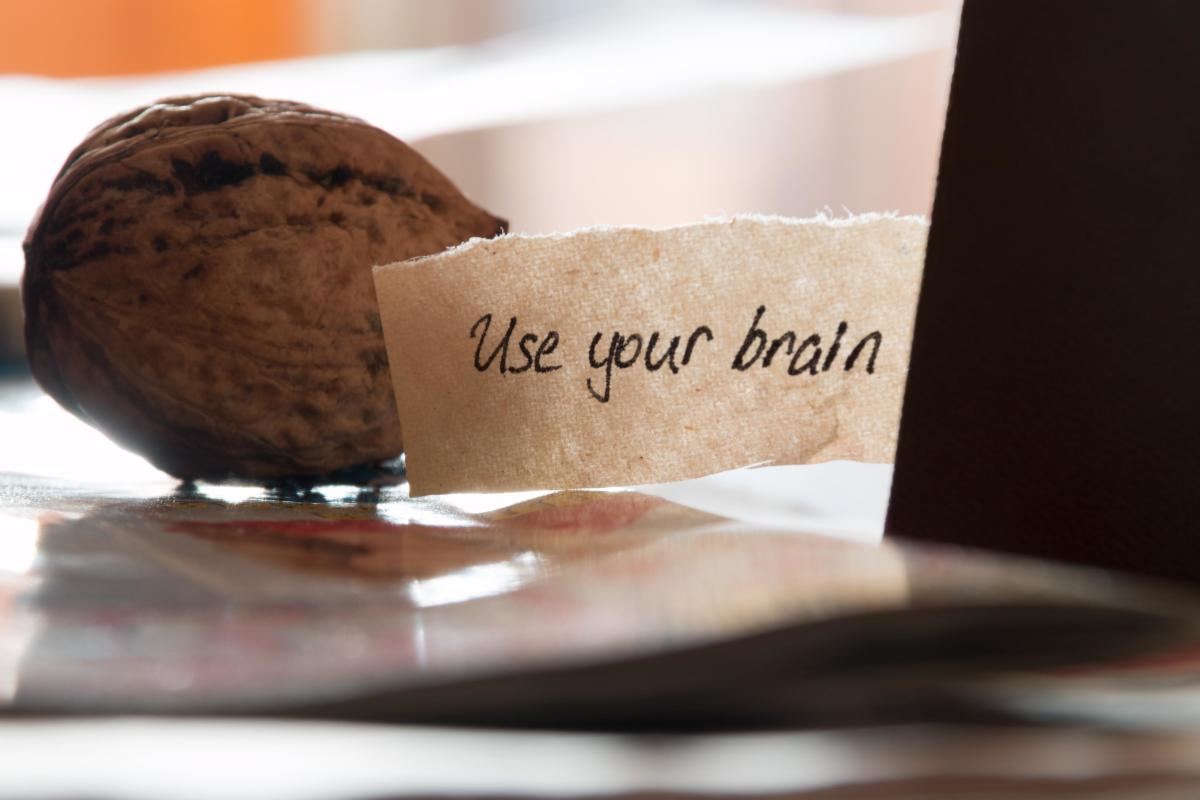 Use your brain. If you want a good memory you need to use your memory. The law of use applies to your memory too. If you don't use it - you will lose it.