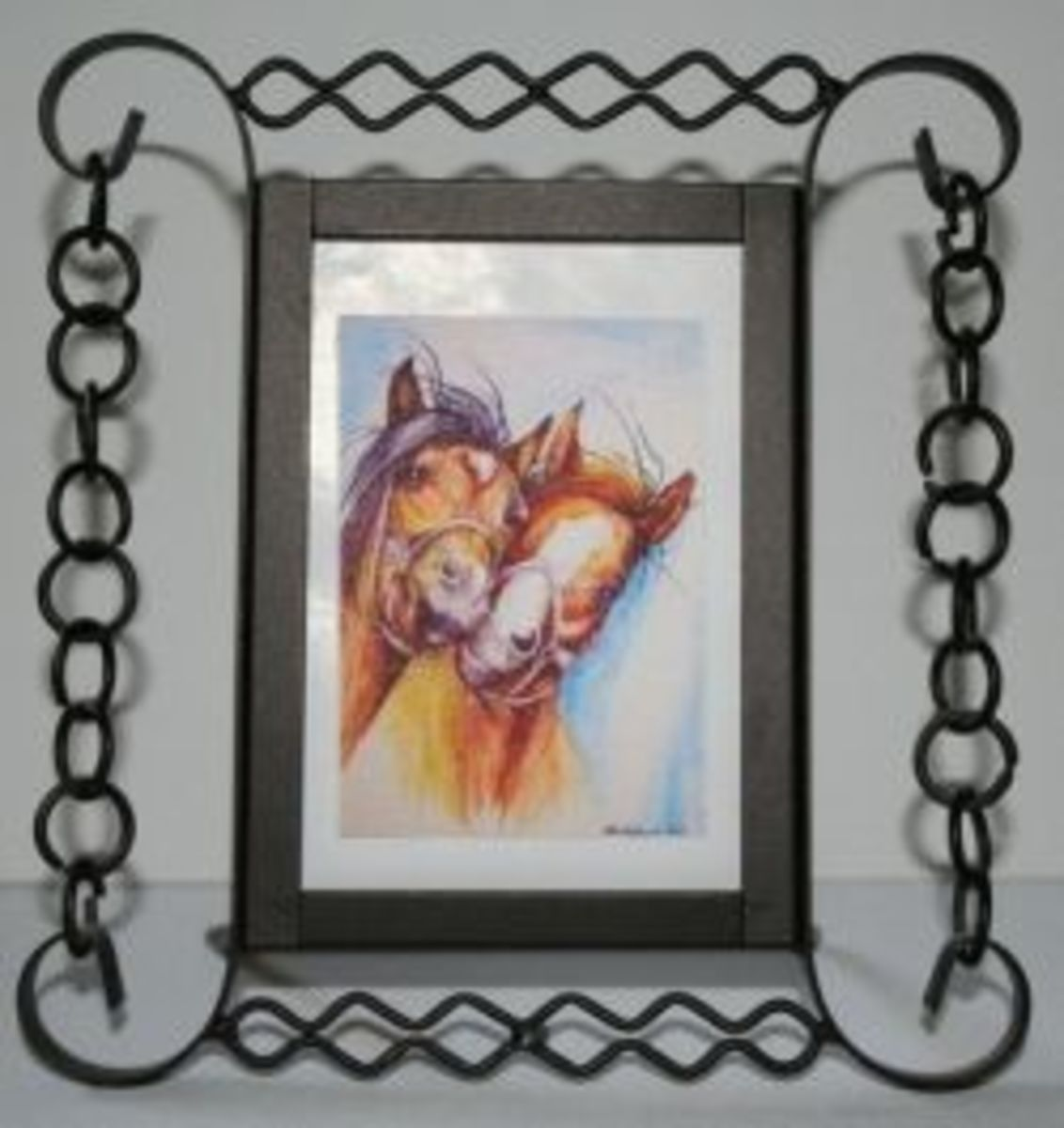 Framing & Displaying your ACEO's and ATC's -Miniature Artwork