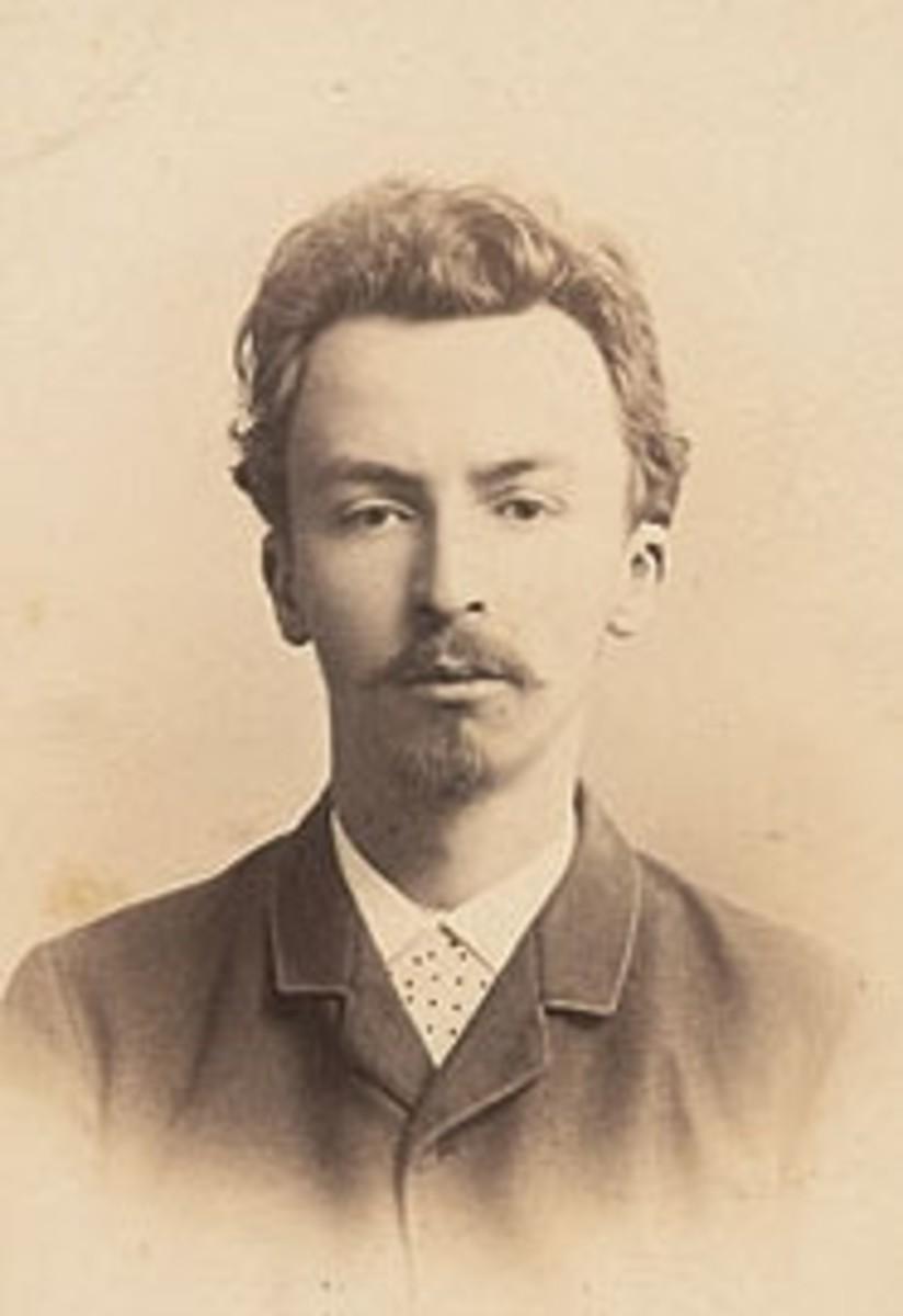 Photo of Vilhelm Hammerschoi