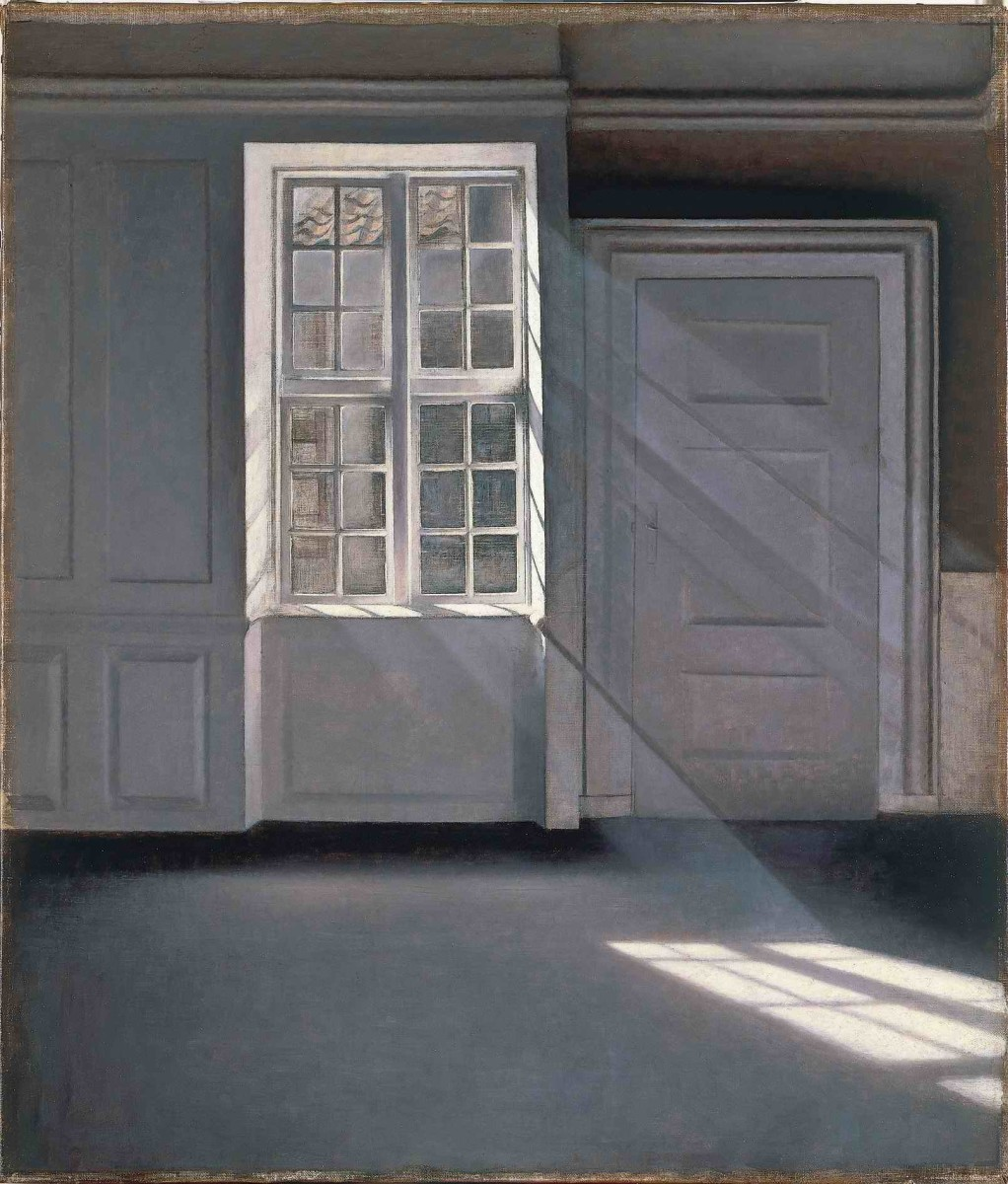 About Vilhelm Hammershoi - Danish Artist
