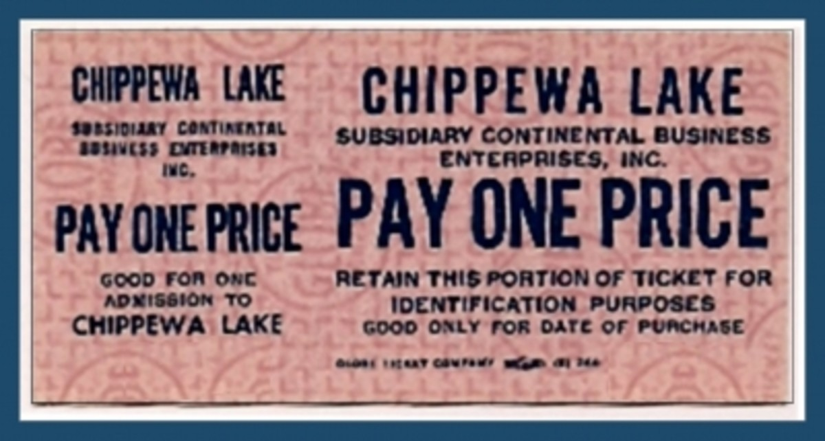 Chippewa Lake - Good For One Admission