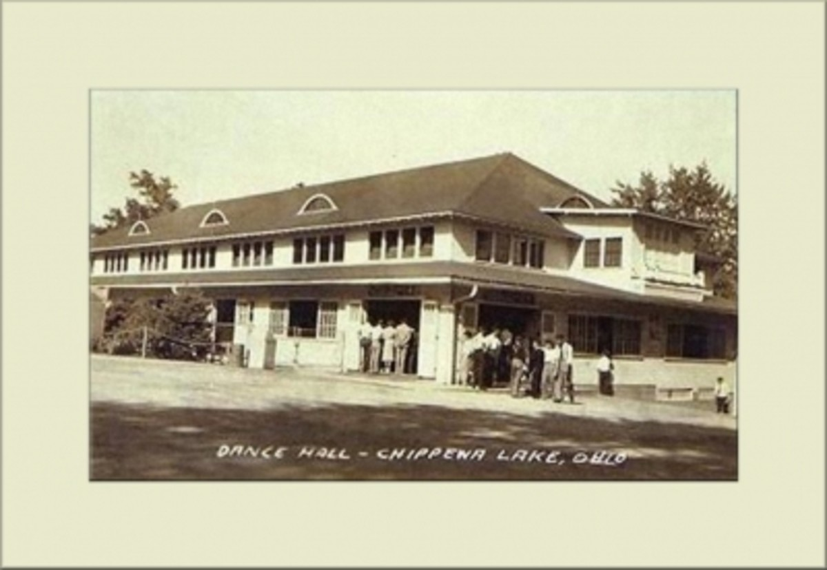 Chippewa Lake Dance Hall