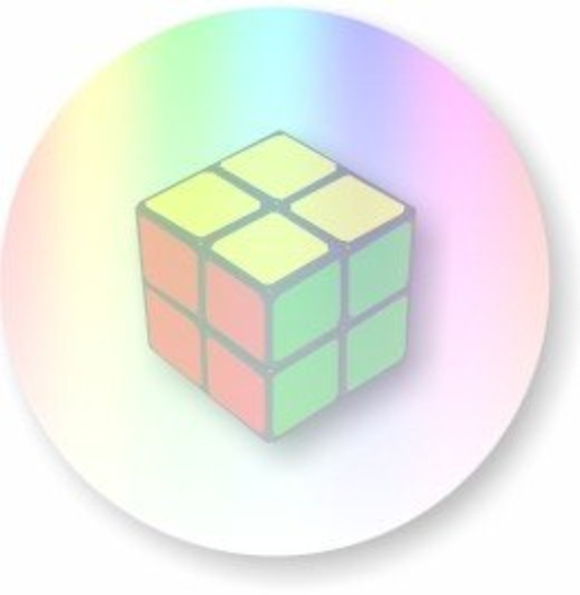 How To Solve A 2x2x2 Rubiks Cube